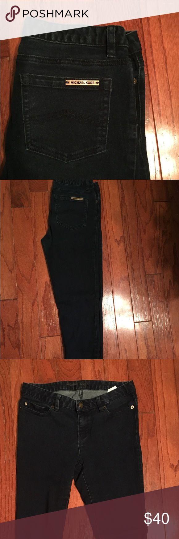 Michael Kors women's skinny jeans. Size 4 NWNT Michael Kors women's skinny jeans. Size 4. New, never worn without tags Michael Kors Jeans Skinny