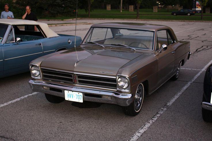 1966 Acadian 2 Door Hardtop P60s American Classics