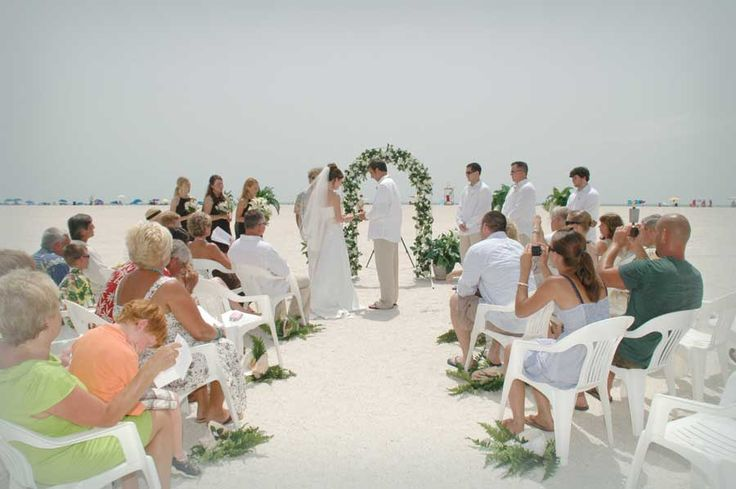 Your Beach Wedding Ceremony: 86 Best Beach Weddings Images On Pinterest