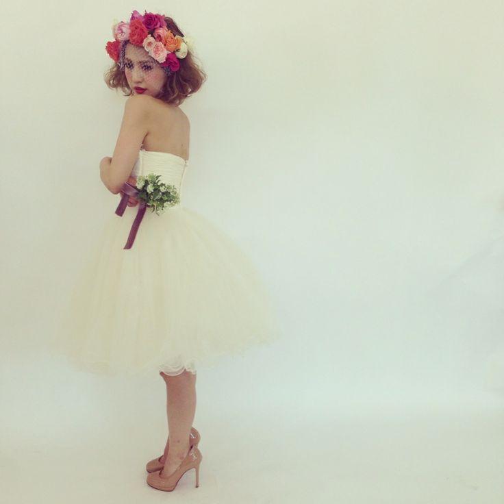 rumiヘアアレンジ ドレス(Dress):50-7023
