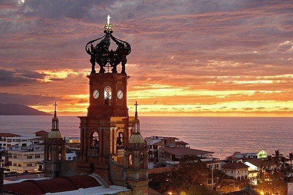 Our Lady of Guadalupe Church. Puerto Vallarta