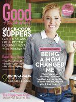 i want this gray sweater  - Katherine Heigl Good Housekeeping Interview - Katherine Heigl's Children - Good Housekeeping