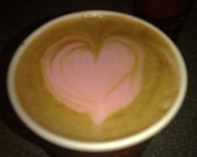 Love is - A Latte