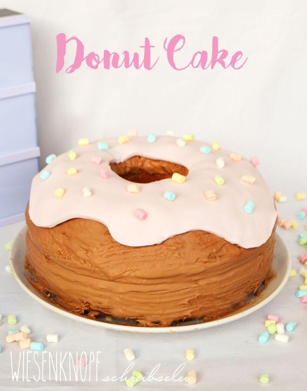 Donut Cake <3