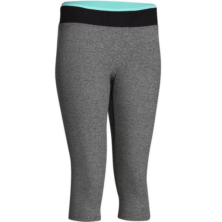 FITNESS Fitness Vêtements - Corsaire fitness ENERGY DOMYOS - Sports