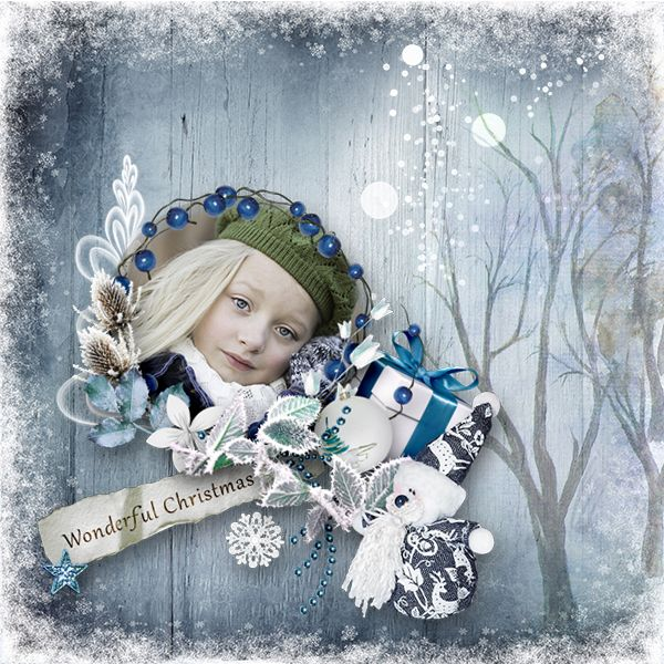 *Sweet Christmas* by Samal Designs  http://www.digiscrapbooking.ch/shop/index.php… Photo: Pixabay