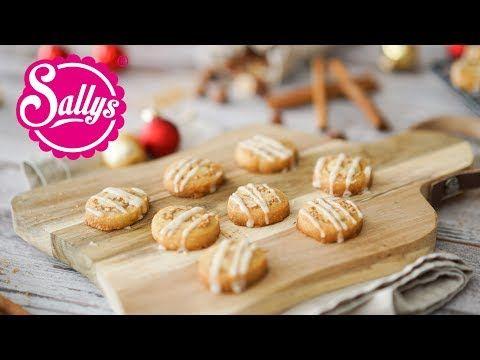 Zimtschnecken Plätzchen / Cinnamon Roll Cookies – Sallys Blog
