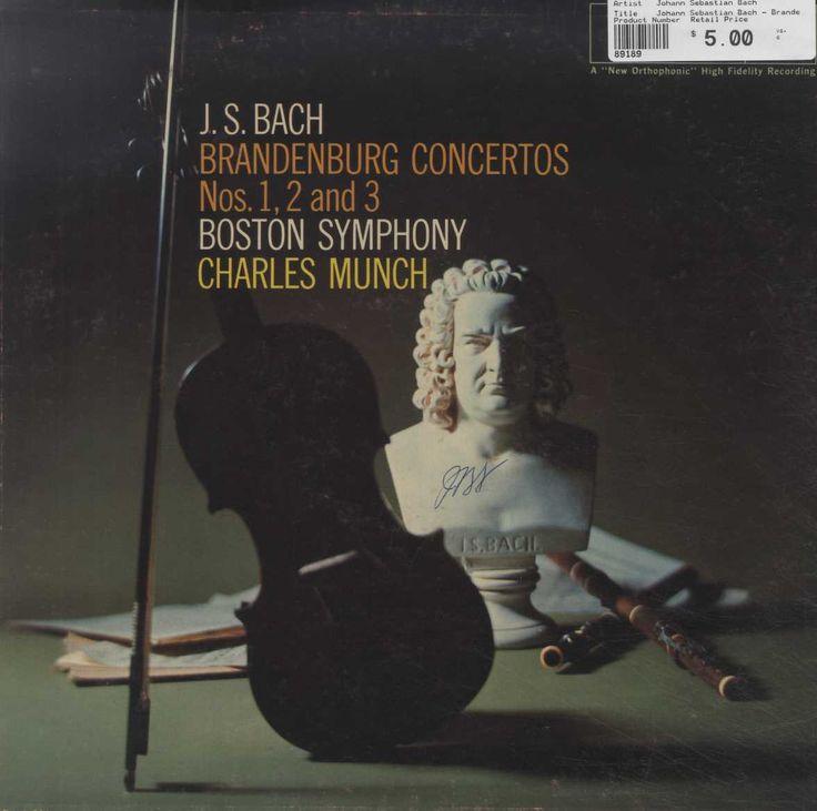 Johann Sebastian Bach - Brandenburg Concertos Nos. 1, 2 And 3