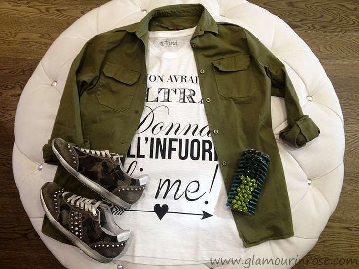 GlamChoice #15: Fashion Army #bazaretto