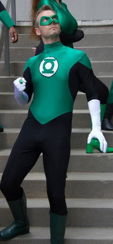 Green Lantern, Hal Jordan. | Best of Cosplay | Pinterest ...