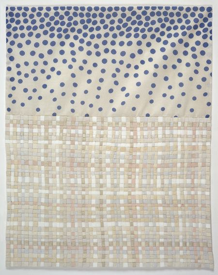 'Fabric Works' by Louise Bourgeois - Selvedge