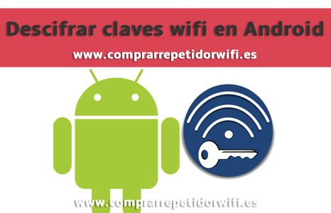 Descifrar claves wifi Android http://comprarrepetidorwifi.es/como-descifrar-claves-wifi-en-android-tutorial/