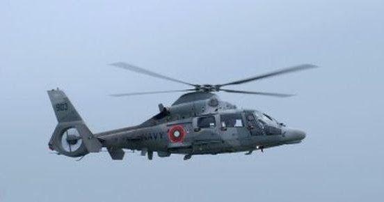 Βουλγαρία: Ελικόπτερο έπεσε στη θάλασσα σε ναυτική άσκηση