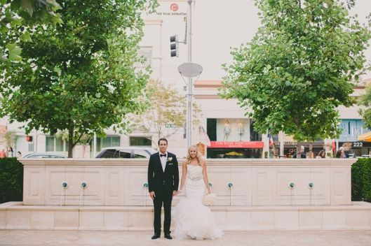 Brides and grooms that get married at Montage Beverly Hills not only ...