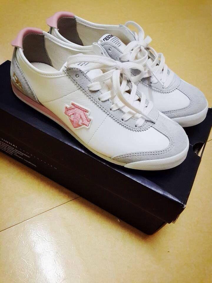 데상트 크론~❤️ 커플신발로도 이쁘다!❤️