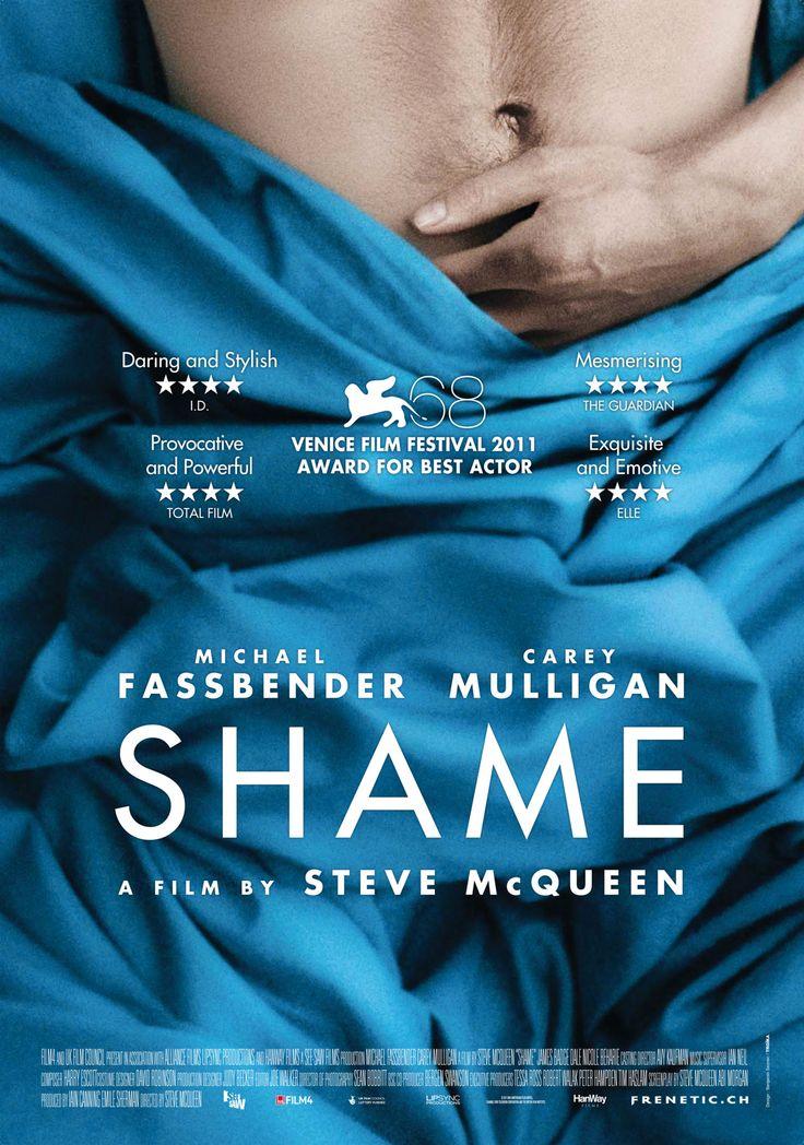 SHAME, A film by Steve Mcqueen