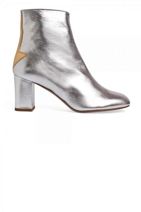 Camilla Elphick Silver Lining Ankle Boots, £625