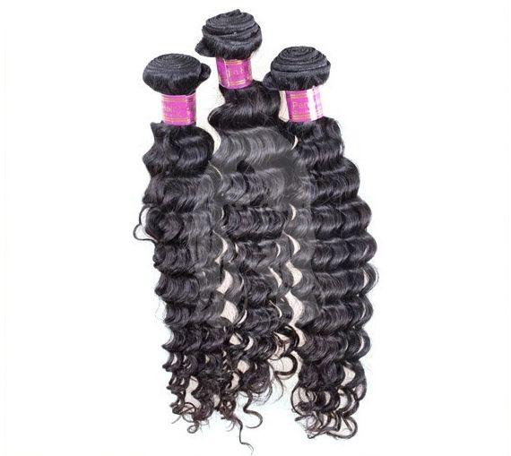 Tissages péruviens bouclés par lot de 3 paquets. 100% cheveux humains de qualité Remy Hair. Du 14 au 24 pouces. Tissages bouclés. Tissages péruviens. Livraison gratuite.