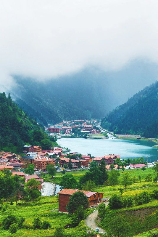 Uzungöl (Long Lake), Çaykara, Trabzon ⛵ Eastern Blacksea Region of Turkey ⚓…
