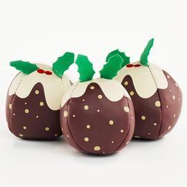 Juggling Christmas Puddings