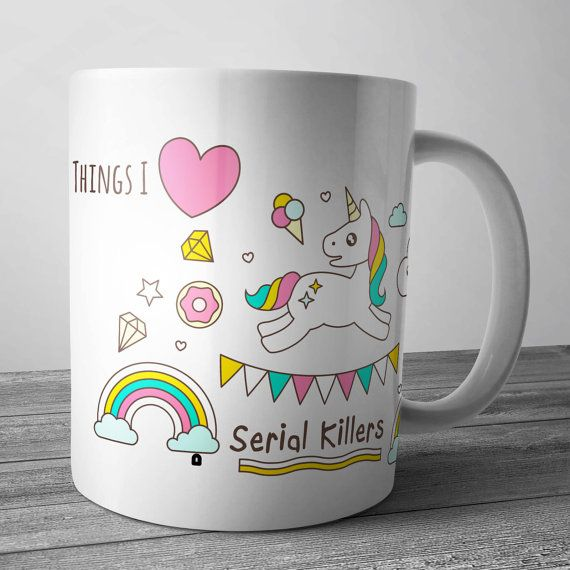 """Hand Printed Made to your order. Personalise with your own slogan, Buy more than one mug with no extra postage costs If you would like to change the wording to your own slogan Please enter what you would like printed instead in the """"notes to seller"""" section of checkout or send a"""