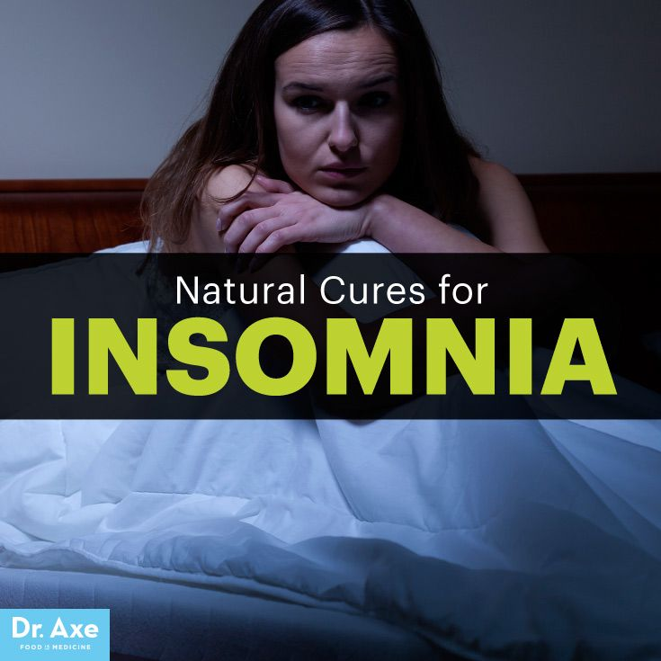 Natural Cures for Insomnia - Dr. Axe http://www.draxe.com #health #holistic #natural