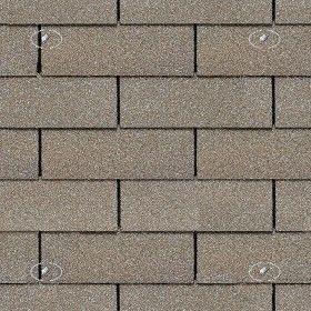 Textures Texture seamless | Asphalt roofing shingle texture seamless 20727 | Textures - ARCHITECTURE - ROOFINGS - Asphalt roofs | Sketchuptexture