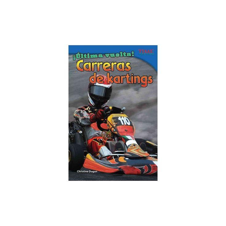 Carreras de kartings / Go-Kart Racing (Paperback)