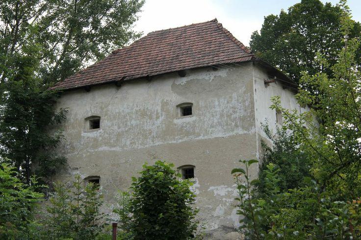 History Architecture,Liptovský Ján, Slovakia