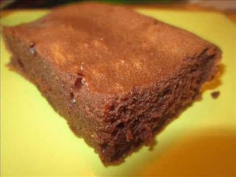 GATEAU CHOCOLAT FACON BROWNIE FACILE ET RAPIDE