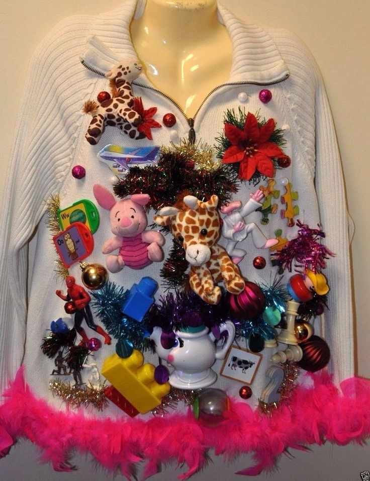 139 best Cheri's Ugly Christmas Sweaters images on Pinterest ...