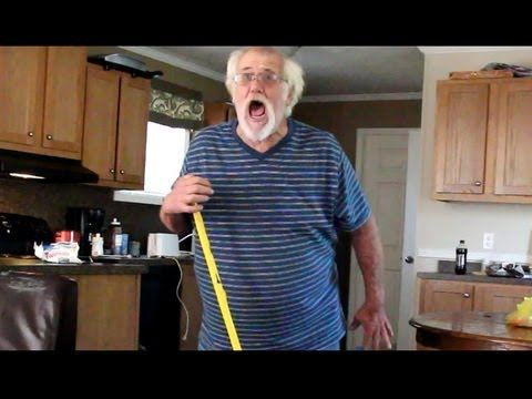 Angry Grandpa Gets Robbed! (PRANK) - YouTube