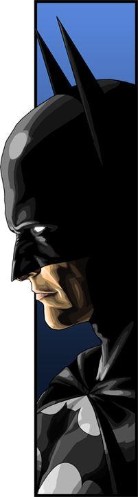 Batman by Brian C. Roll