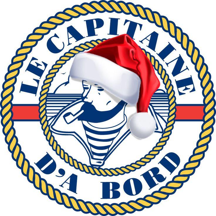 Le Capitaine vous souhaite un Joyeux Noël!