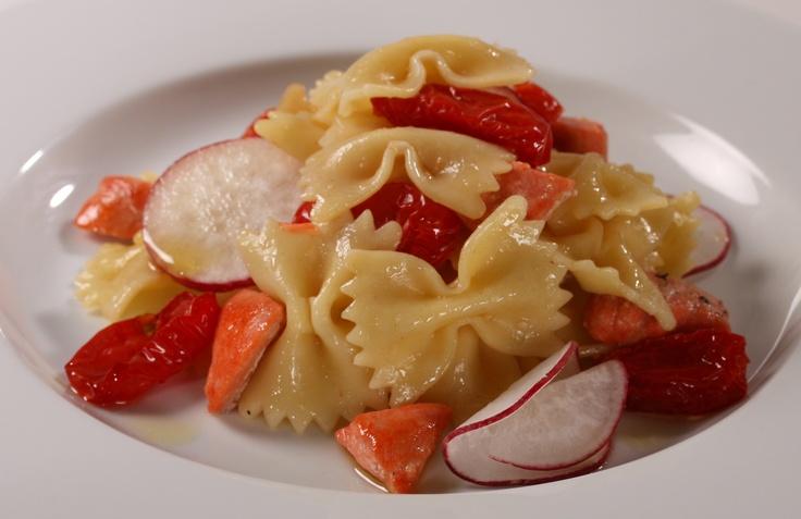 creamy mushroom sauce farfalle with pistachio cream sauce farfalle ...