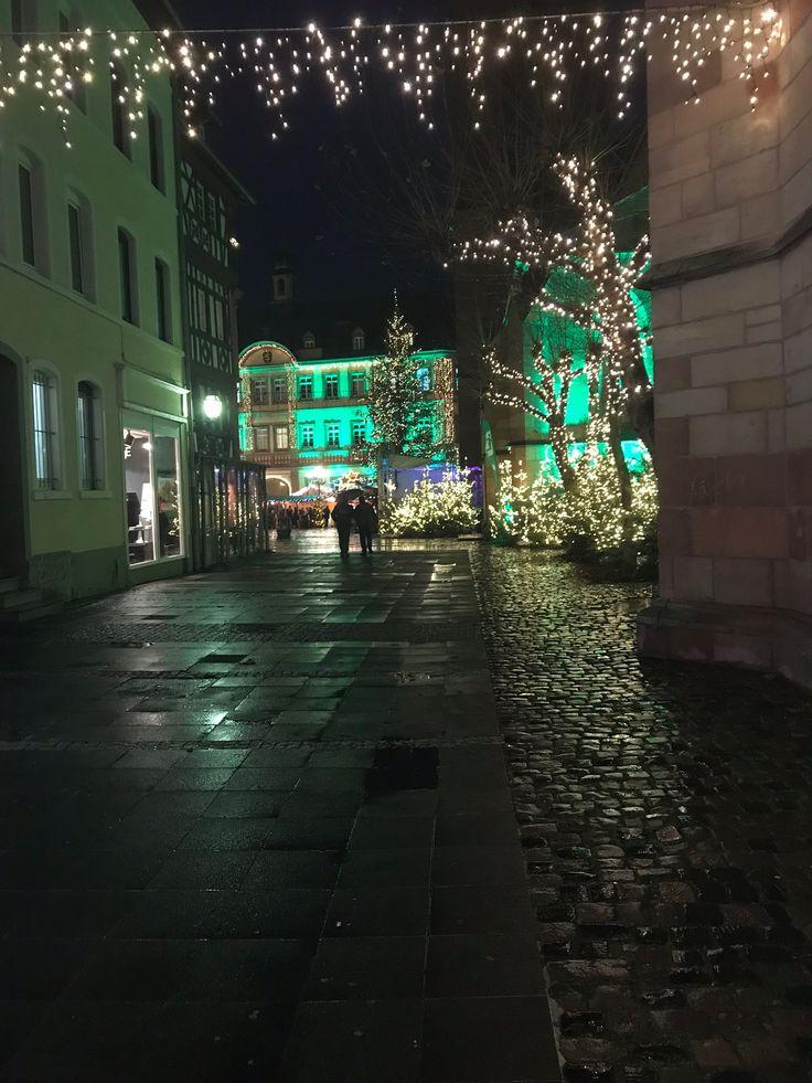 Weihnachtsmarkt Neustadt/Wstr.