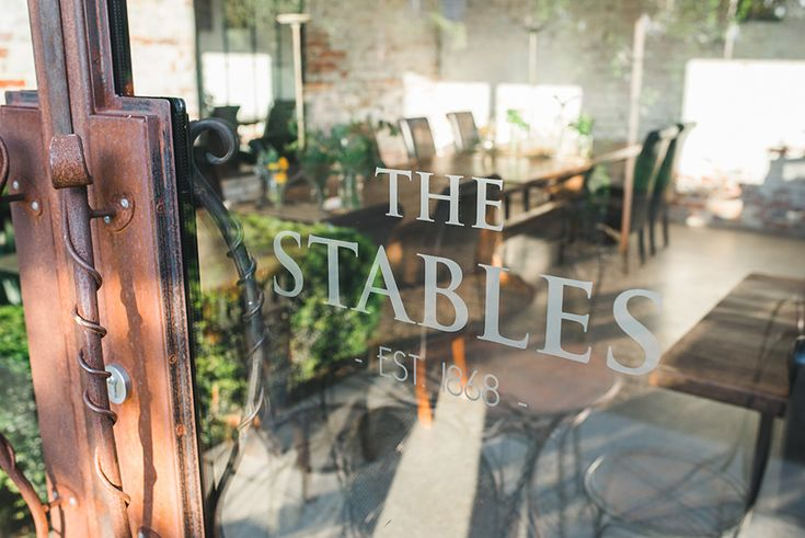 The Stables, a wedding venue at Stones of the Yarra Valley, Melbourne.