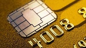 Carta di credito in oro e diamanti