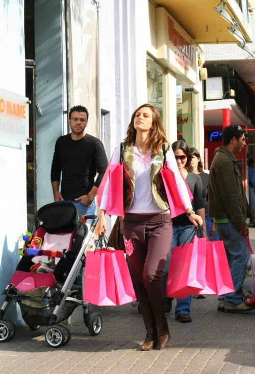 Petit job de personnal shopper