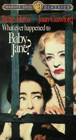 What Ever Happened to Baby Jane?  An awesome performance by Bette Davis and Joan Crawford!
