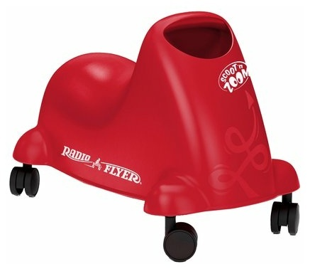 12 fun ride on toys for tots! @BabyCenter #toddlergear #toys: Kids Stuff, Zoom, Red Scoot, Riding On, Christmas Gift, Flyers Scoot, Contouring Seats, Fun Riding, Radios Flyers