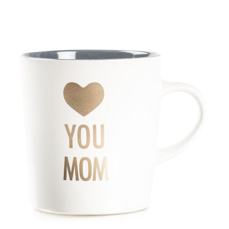 A pretty mug when you're serving Mom breakfast in bed ♥ Heart You Mom Mug woolworths.co.za/mothersday
