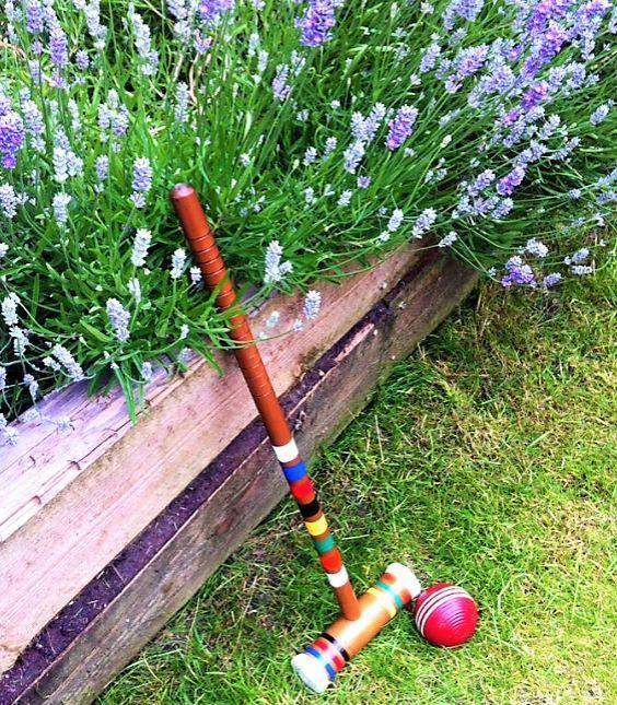 Vintage Croquet Hire