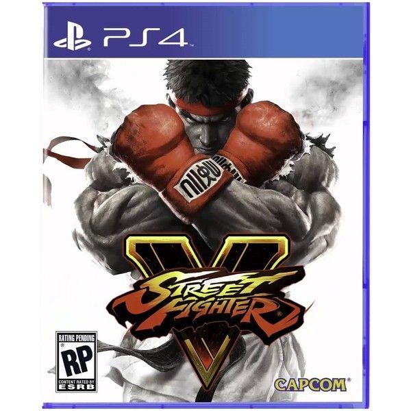 Street Fighter V PS4 2602075