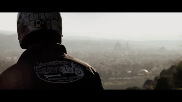 Vintage Cycle Service by Vintage Cycle Service. A short video about a cool customizer Matteo Dal Moro