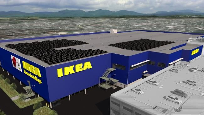 IKEA has given a solid opening date for its North Lakes store, saying shoppers will be able to do their Christmas shopping there next year.
