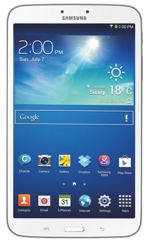 The Samsung GALAXY Tab 3 is a total multimedia HUB that can be used everyday.
