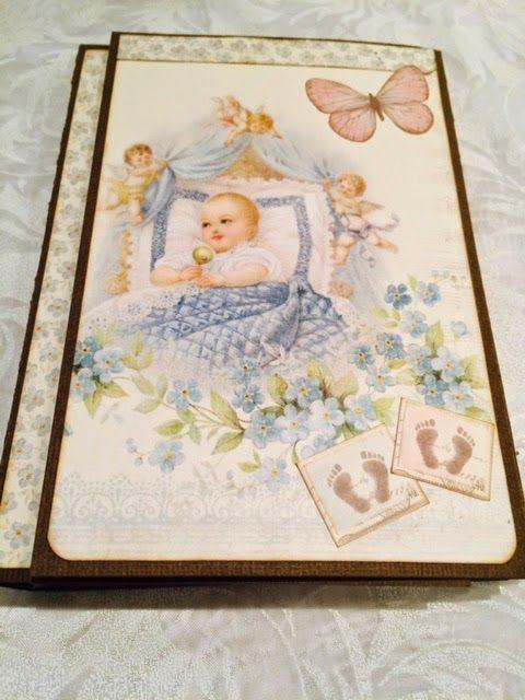 Crafting Passions: Grandma's 4x6 Brag Book