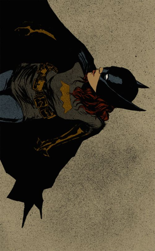 Batgirl by Clay Rodery