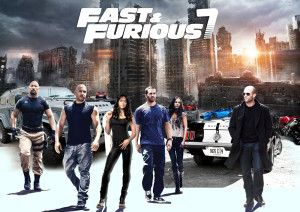 Fast And Furious 7 New Wallpaper 2015